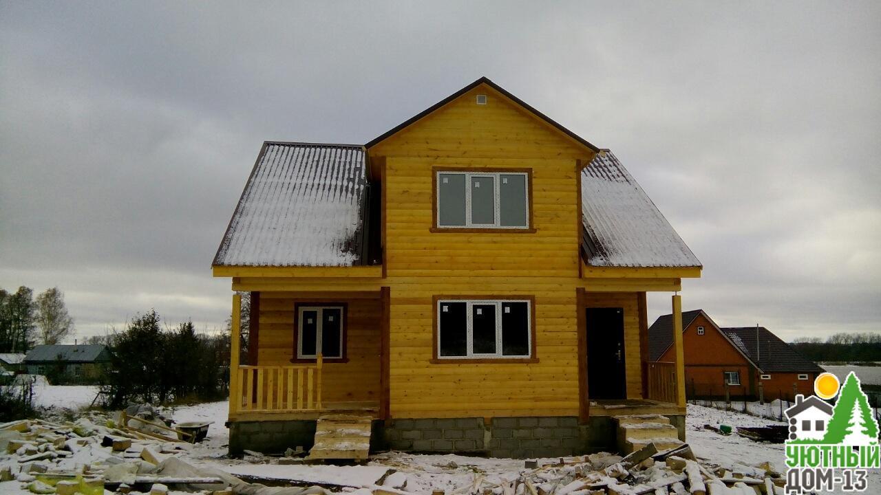 Дом своими руками в саранске