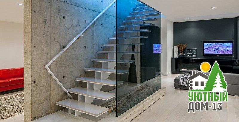 Лестница в частном доме виды, устройство, дизайн