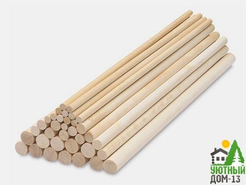 сборка дома на деревянные нагеля