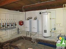 проектирование и монтаж водоснабжения отопления и канализации