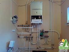 проектирование систем отопления водоснабжения канализации