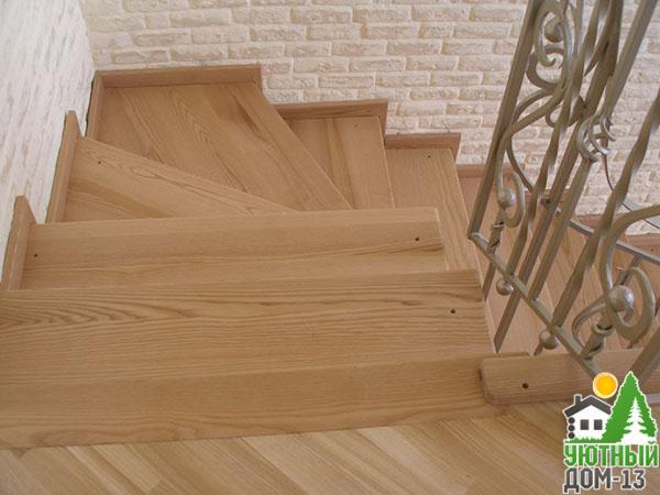 деревянные ступени купить