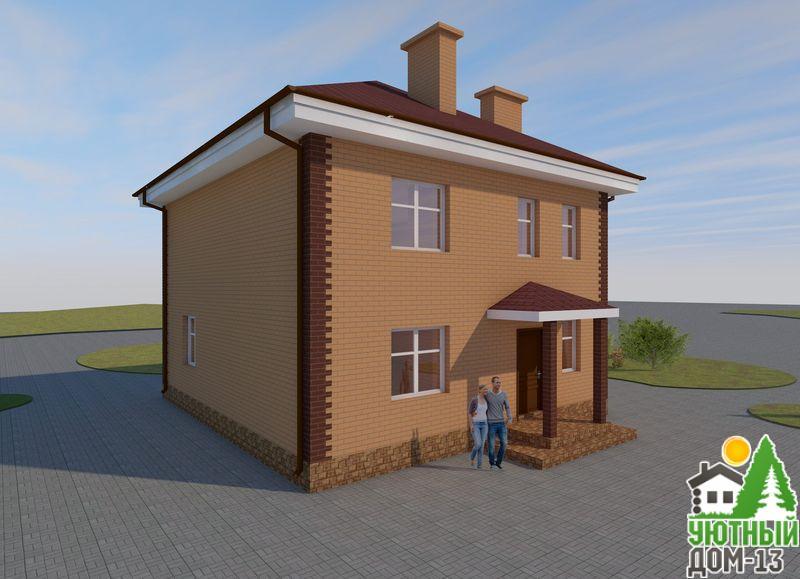 дома из блока проекты и цены 9х9 термобелья россии