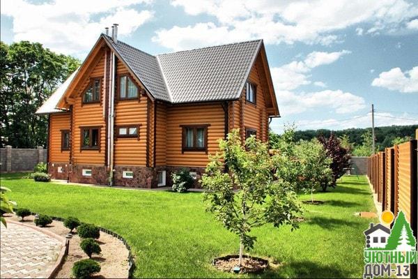 строительство загородных домов