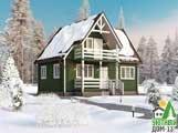 зимние дома для постоянного проживания
