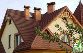 какой тип крыши выбрать для дома
