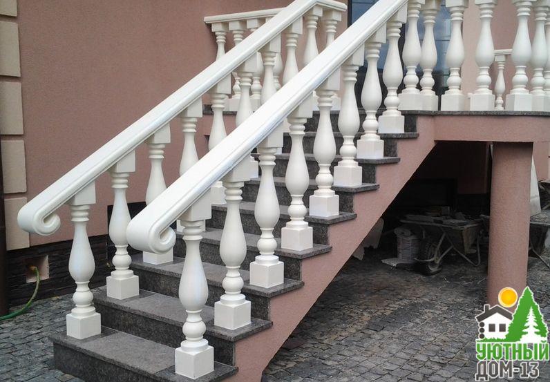 Балясины из дерева в купить для лестниц создать особую
