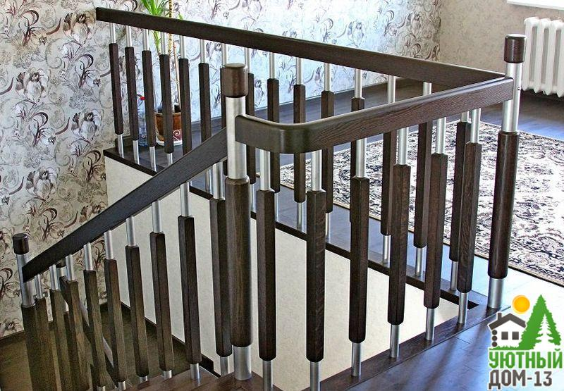 Перила для лестницы из- lestnicaguru