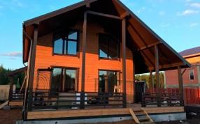 Пять причин заказать строительство каркасного дома