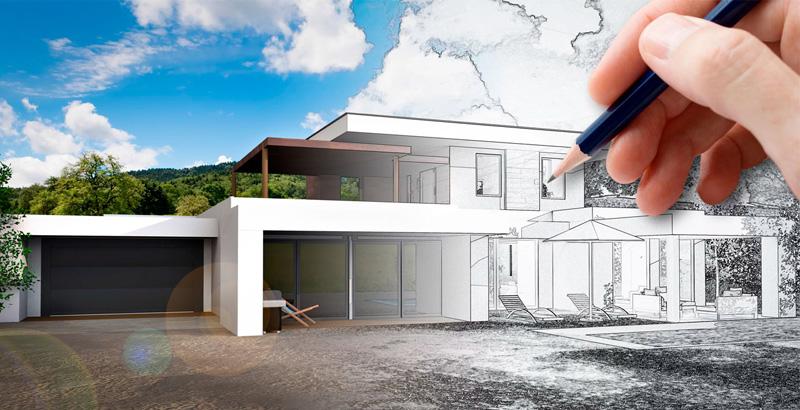С чего начинают строительство дома?
