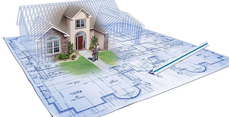 Где заказать проект загородного дома?