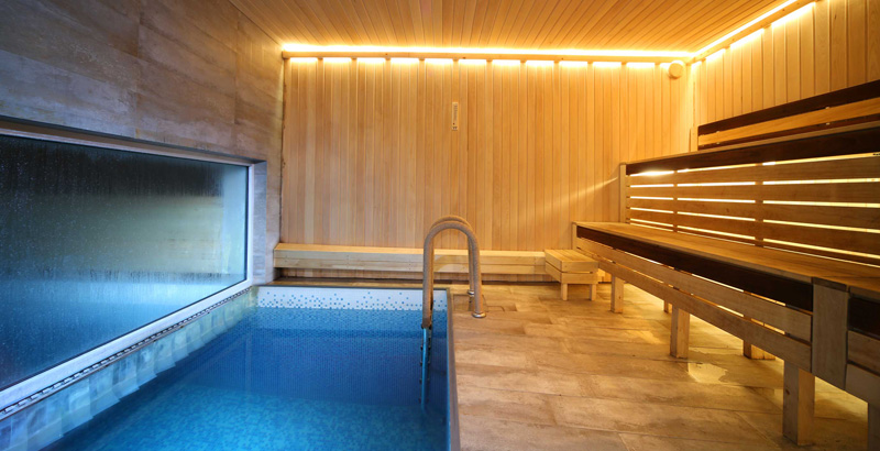 Как выбрать проект бани с бассейном?